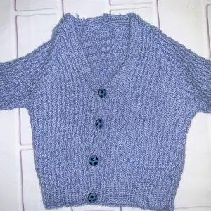 Knitted and Crochet Items